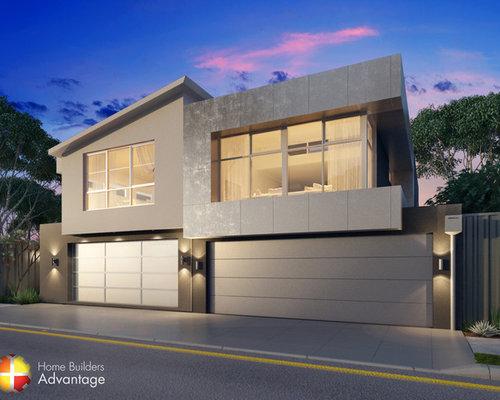 Home builders advantage double storey home designs for Builders advantage