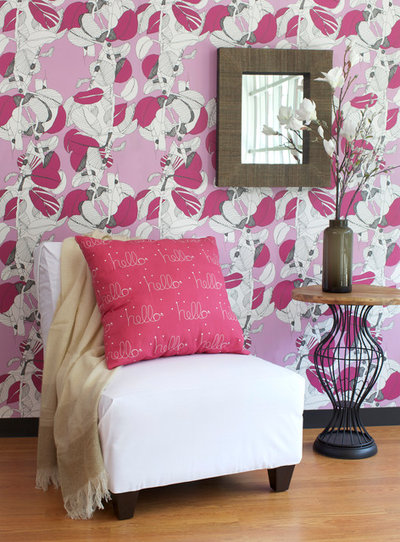 Home Decor By Spoonflower Custom Wallpaper
