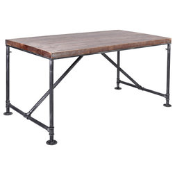 Industrial Dining Tables by Today's Mentality