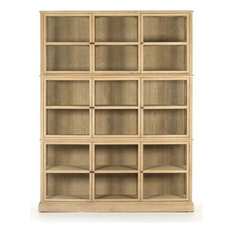 Display Cabinet WAFA Oak New ZT-879