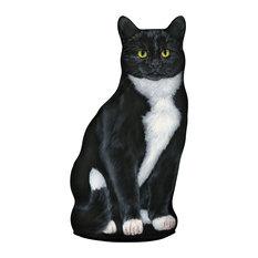 Tuxedo Cat Door Stop