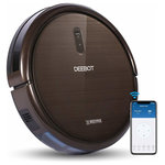 ECOVACS - Ecovacs Deebot N79S Robot Vacuum Cleaner With Max Power Suction - Max Mode Cleaning: Increase your cleaning power by 2x whenever you need using the app or remote control.