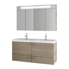 """47"""" Larch Canapa Bathroom Vanity Set"""