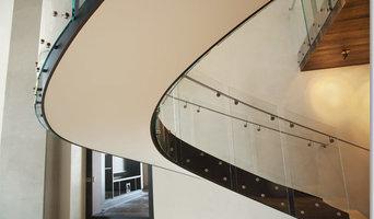 Elliptical Spiral Staircase