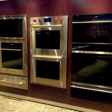 Wolf M Series, May be the best oven ever.
