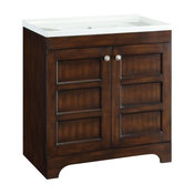 "32"" Modern Contemporary-Style Lexi Bathroom Sink Vanity"
