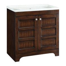 rustic bathroom vanity with vessel sink. Chans Furniture  32 Modern Contemporary Style Lexi Bathroom Sink Vanity Vanities Rustic Houzz
