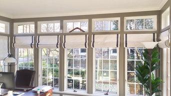 Beautiful & Sunny Home Office Windows