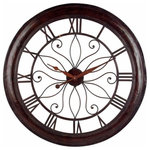 IMAX Worldwide Home - Oversized Wall Clock - *Please Note*