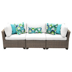 Tropical Outdoor Sofas by Design Furnishings