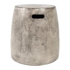 Hive Stool, Polished Concrete