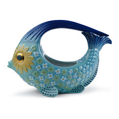 Lladro Fish Centerpiece Color Large