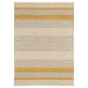 Fields Rug, Mustard Yellow, 160x230 cm