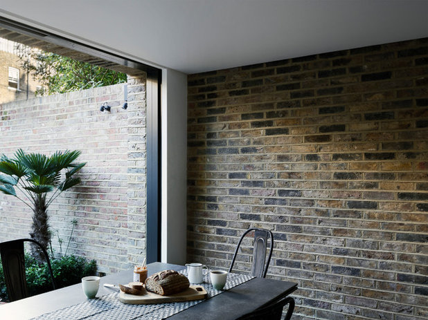 Contemporary  by Brosh Architects