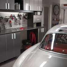 Garage and Man Cave Ideas