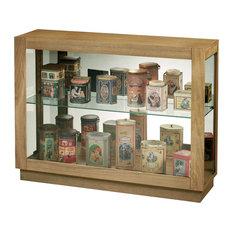 Howard Miller Marsh Bay Console Curio Cabinet