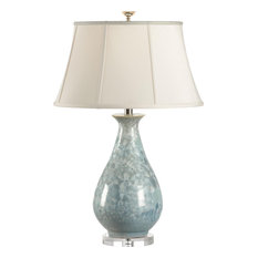 Table Lamp CHELSEA HOUSE 1-Light Crystalized
