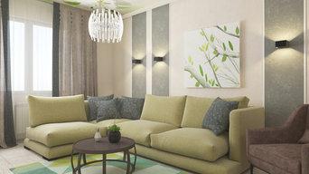 Дизайн 24 квартиры 60м2