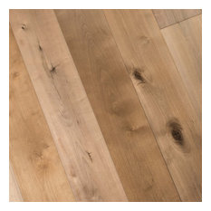 Stain Reactive Engineered Wood Floor, Nature's Collection Coral, Sample