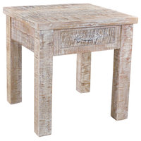 Adrian End Table Lime