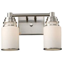Transitional Bathroom Vanity Lighting by Lighting New York