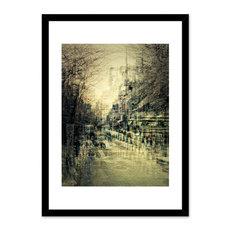Nara III, Framed Giclee Art Print