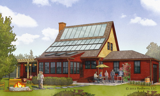 Easy Green Discover The Appeal Of Ecovillages