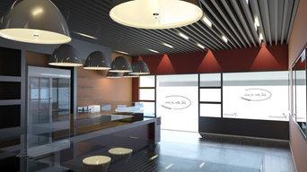 Aménagement d'une boulangerie de 110 m²