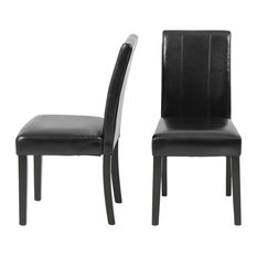 ae41278ffdd0b 50 Most Popular Leather Dining Room Chairs for 2019