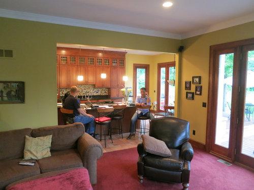 Furnishing Living Room