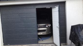 Sektionaltore für eine ansprechende Garage