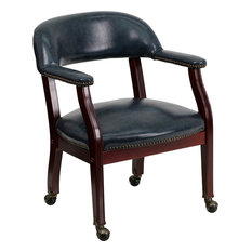 luxury office chairs. flash furniture navy vinyl luxurious conference chair with casters office chairs luxury