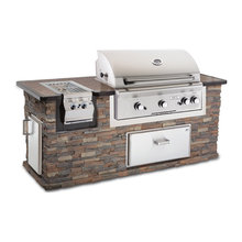 outdoor bbq areas