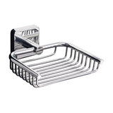 Kapitan Quattro Stainless Steel Wall Mounted Soap Dish