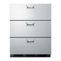 Commercial 3-Drawer, Refrigerator Built-In Use Ada SP6DS7ADA