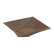 Square Platter - Cerametal, Disherwasher-Safe, Microwave-Safe