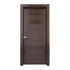 Shop solid wood interior doors on houzz for Solid wood door construction