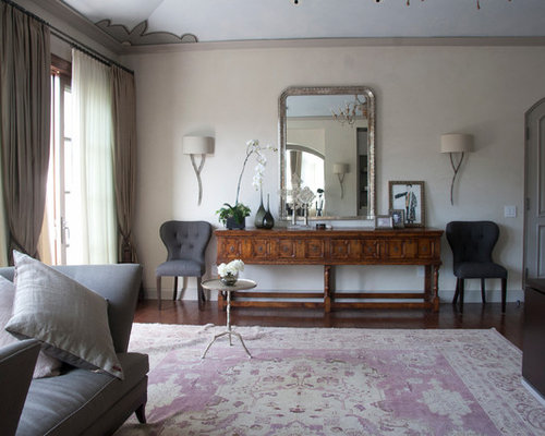 Foyer console ideas, pictures, remodel and decor