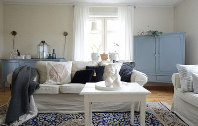 My Houzz: A Beautiful and Calm Home in the Swedish Countryside