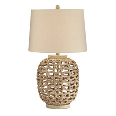 Montgomery 1 Light Table Lamp, Natural