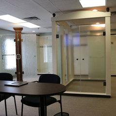 Oasis Shower Doors Newly-Renovated Showroom in.
