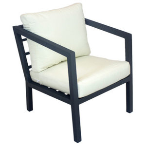Outdoor Acapulco Lounge Chair, Anthracite