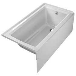 Contemporary Bathtubs by The Stock Market
