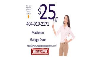 Mableton Garage Door