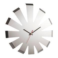Orologi Stainless Steel Wall Clock