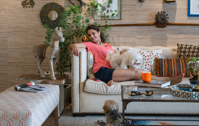 Houzz Tour: This Actress's Mumbai Nest is Glamorous Yet Homely