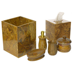 Stunning Southwestern Bathroom Accessory Sets by Rembrandt Home