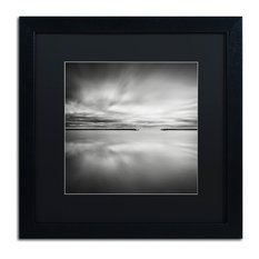 'Double Vision' Matted Framed Canvas Art by Dave MacVicar