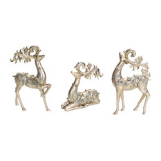Deer, Set of 3