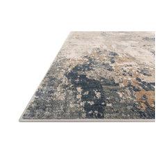 """Teagan TEA-06 Area Rug, Sand/Mist, 2'8""""x10'6"""""""